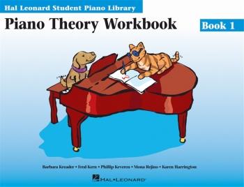 Hal Leonard Student Piano Library: Book 1: Piano Theory Workbook