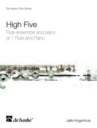 High Five: Flute Ensemble Or Flute and Piano