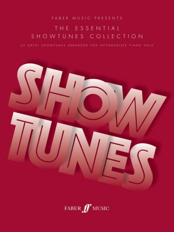 Essential Showtunes Collection: 25 Great Showtunes Arranged For Piano