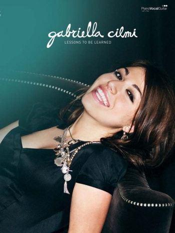 Gabriella Cilmi: Lessons To Be Learned : Piano Vocal Guitar