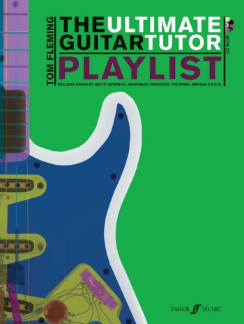 Ultimate Guitar Tutor Playlist: Book & CD