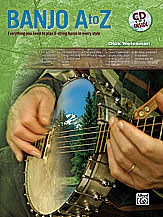 Banjo A-z: Book & CD