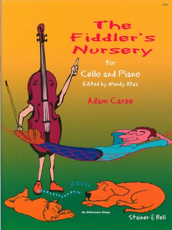 Fiddlers Nursery: Cello  And Piano (Stainer & Bell)