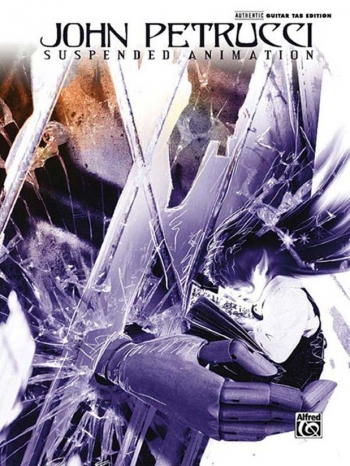 John Petrucci: Suspended Animatio: Guitar Tab