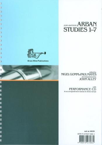 Studies: 1-7: Trumpet