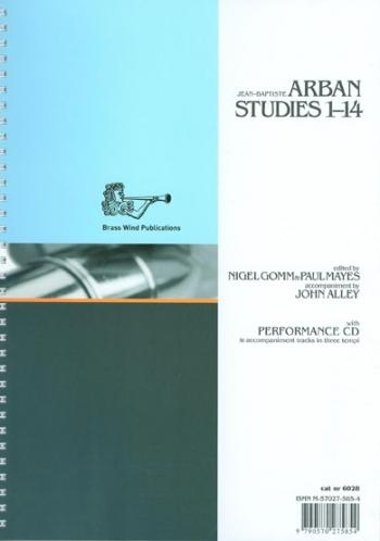 Studies: 1-14: Trumpet