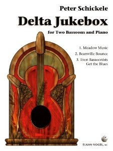 Delta Jukebox: 2 Bassoons and Piano