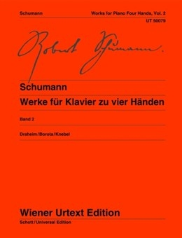 2 Works: Piano (Wiener Urtext)