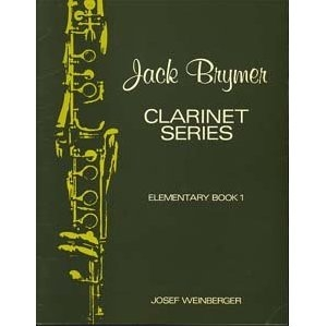 Brymer Clarinet Series: Book 1: Elementary Book: Clarinet & Piano