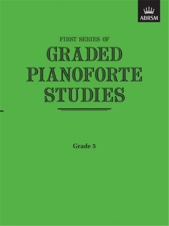 Graded Pianoforte Studies: 1st Series: Book 5 (ABRSM)