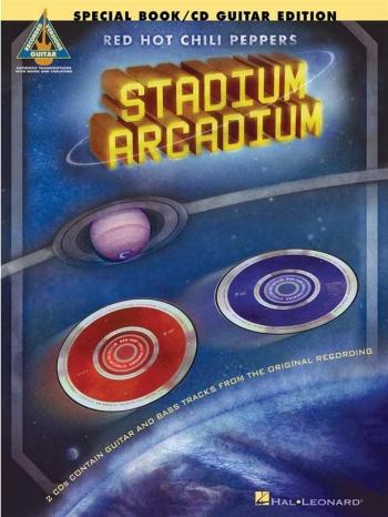 Red Hot Chilli Peppers: Stadium Arcadium: Deluxe Edition: Guitar