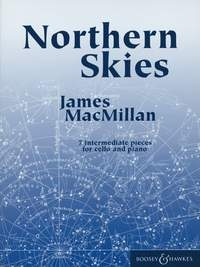 Northern Skies: Cello & Piano (Boosey & Hawkes)