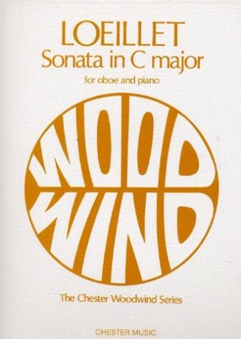 Sonata In C Major: Oboe & Piano (Chester)
