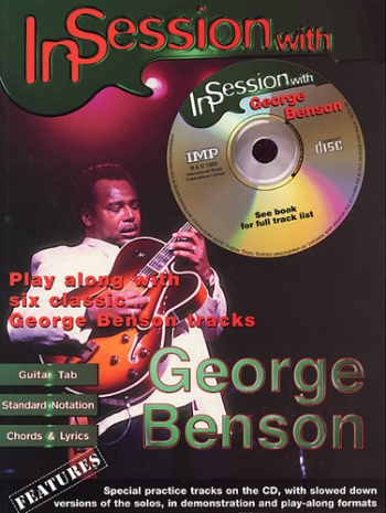 In Session With George Benson: Guitar: Book & CD