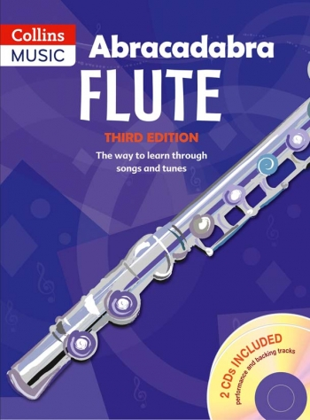 Abracadabra Flute: Third Edition: Pupils Book & CD (Pollock)  (A & C Black)