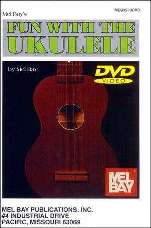Fun With The Ukulele: DVD (Joe Carr)