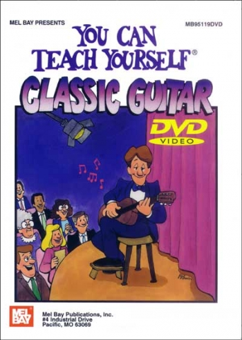 You Can Teach Yourself Classic Guitar: DVD