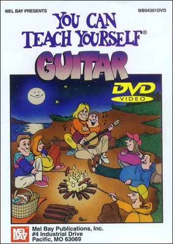 You Can Teach Yourself Guitar: DVD