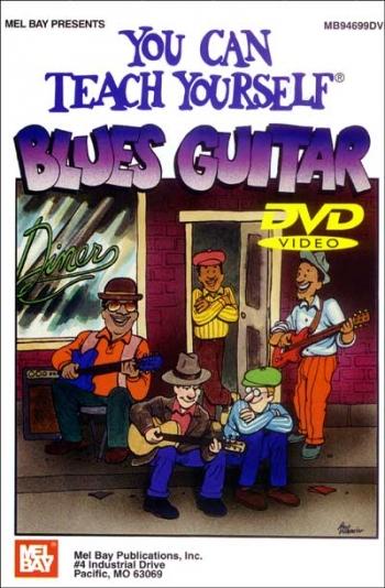 You Can Teach Yourself Blues Guitar: DVD