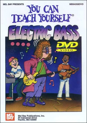 You Can Teach Yourself Electric Bass: DVD