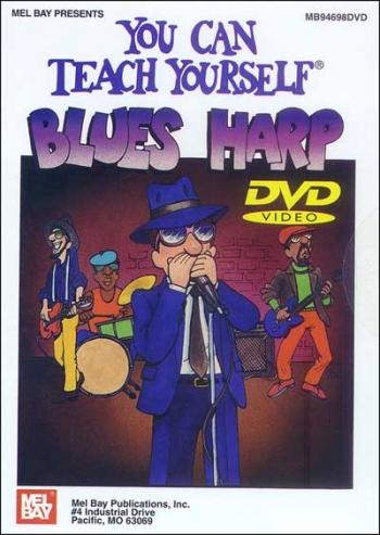 You Can Teach Yourself Blue Harp: DVD