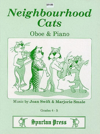 Neighbourhood Cats: Oboe & Piano