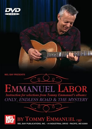Emmanuel Labor: Only Endless Road and The Mystery