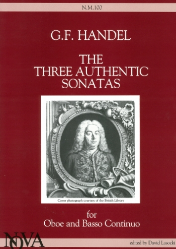 3 Authentic Sonatas: Oboe & Piano