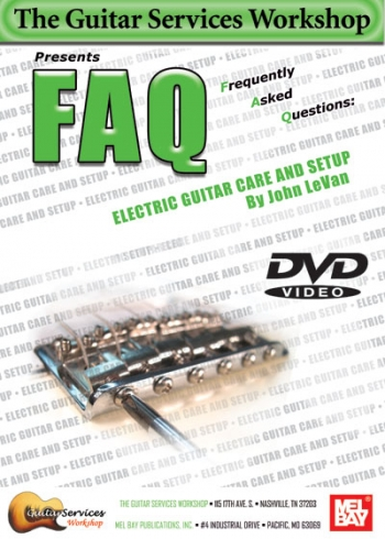 FAQs: Guitar Services Workshop: Electric Guitar