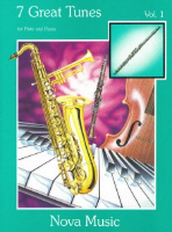 7 Great Tunes: Book 1: Flute & Piano
