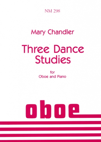 3 Dance Studies: Oboe & Piano