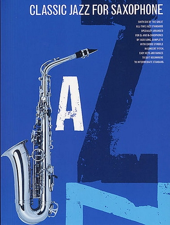 Classic Jazz: Alto Or Tenor Saxophone
