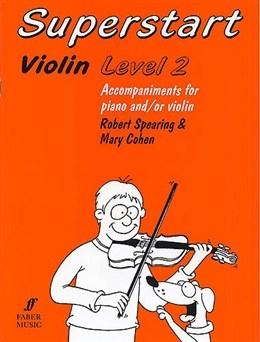 Superstart: Book 2: Piano Accompaniment