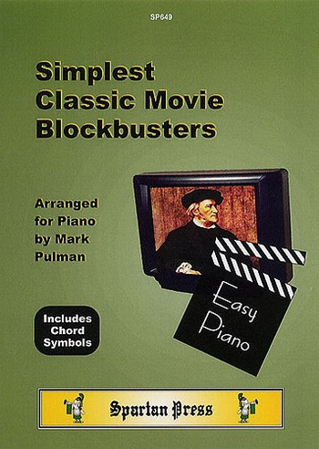 Simplest Classic Movie Blockbusters: Piano Solo