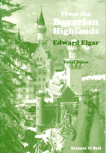From The Bavarian Highlands: Vocal Score