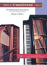 Essential Keyboard Repertoire Vol.2: Piano Solo (Alfred)