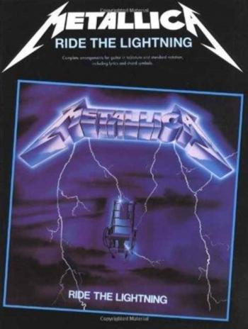 Metallica: Ride The Lightning: Guitar