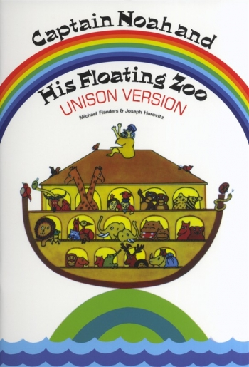 Captain Noah And His Floating Zoo: Unison Version (Joseph Horovitz)