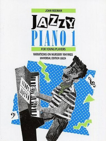 Jazzy Piano: Book 1