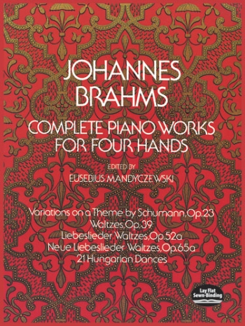 Complete Piano Music 4 Hands