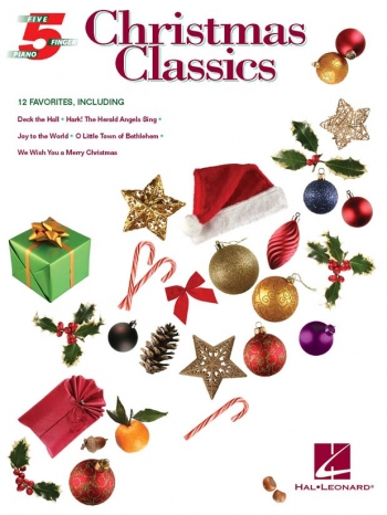 Christmas Classics: 5 Finger Piano: Piano and Vocal