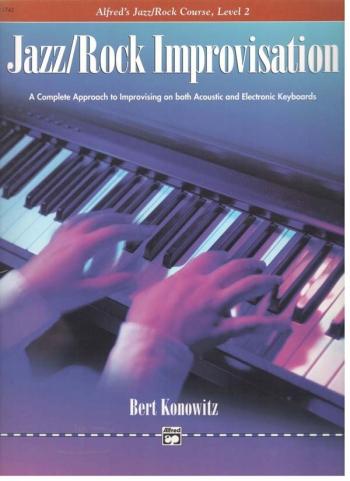 Jazz: Rock Improvisation: Level 2