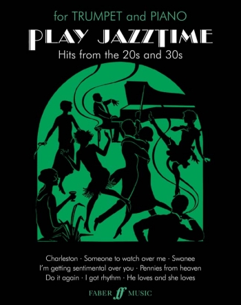 Play Jazztime: Trumpet and Piano