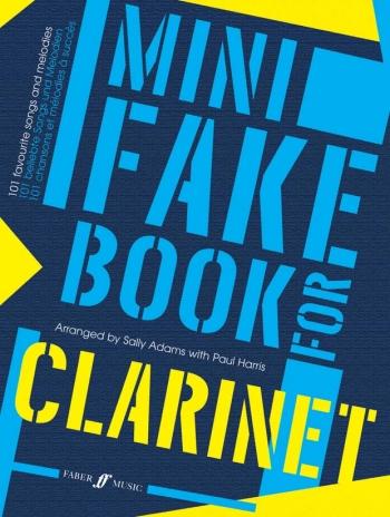 Mini Fake Book: Clarinet Solo