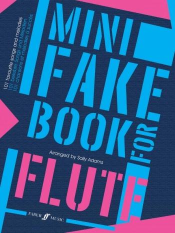 Mini Fake Book: Flute (Adams & Harris)