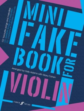 Mini Fake Book: Violin