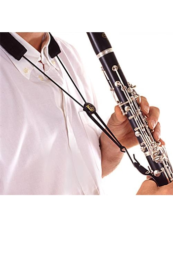 BG C20E Clarinet Strap: Elasticated