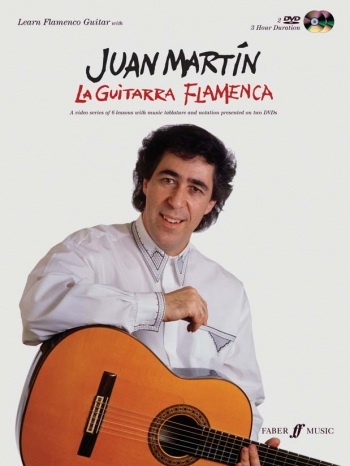La Guitarra Flamenca: Guitar (Faber)  (Juan Martin)