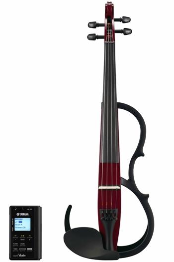 Yamaha SV-150WR Silent Violin (Red)