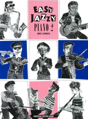 Easy Jazzy Piano: Vol.2